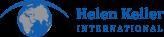 Helen Keller International Logo.