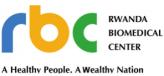 Rwanda Biomedical Center Logo.