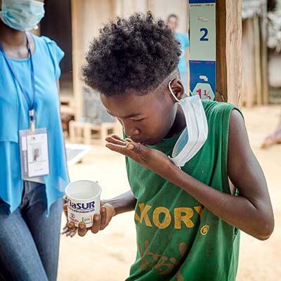 92M People treated