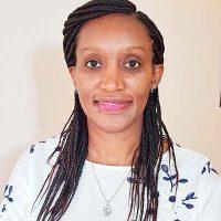 Profile shot of Louise K. Makau-Barasa